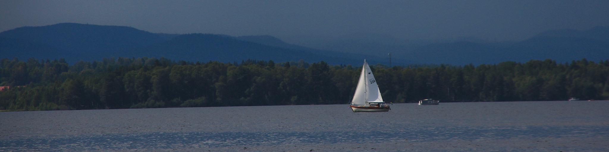 krister larsson segelbåt